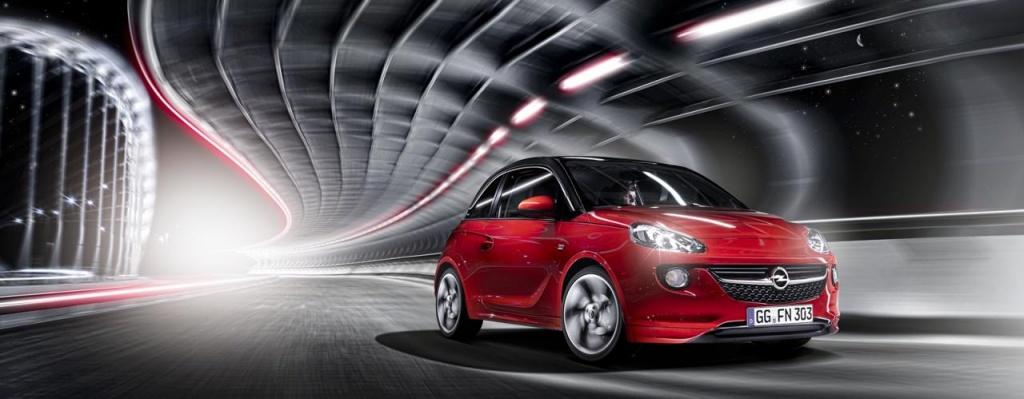 Opel Adam reaches 20.000+ orders