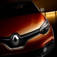 Renault released the first teaser of new Captur small crossover