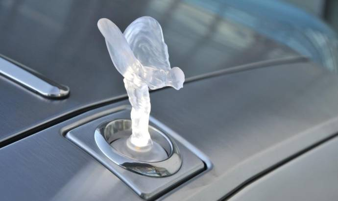 Rolls-Royce presents 3 new Spirit of Ecstasy hood ornaments
