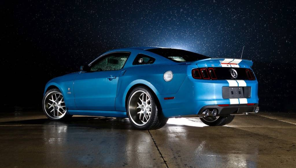 Shelby American to debut two models at NAIAS 2013