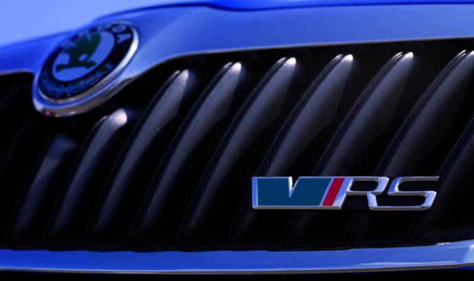 Skoda Octavia vRS will hit the market this summer