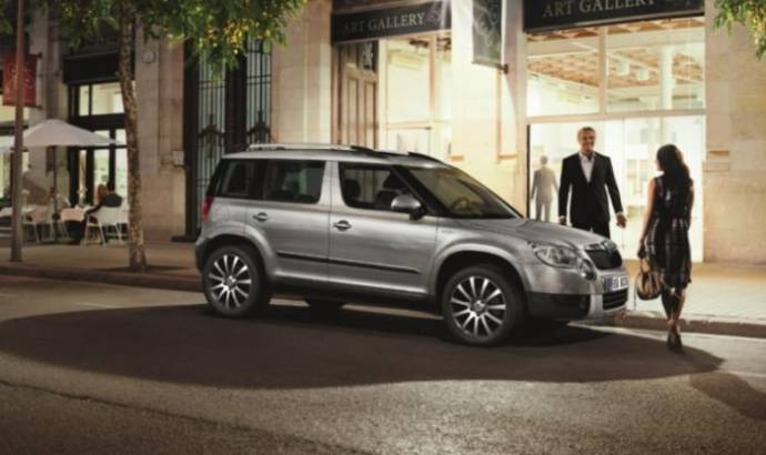 Skoda Yeti Laurin & Klement edition launched