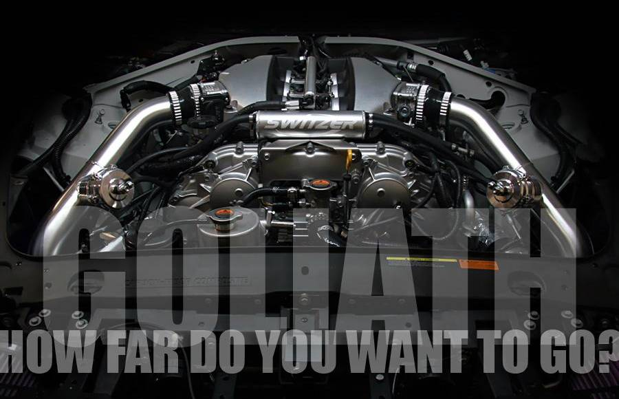 Switzer Performance teases 1.500 hp Goliath Nissan GT-R package
