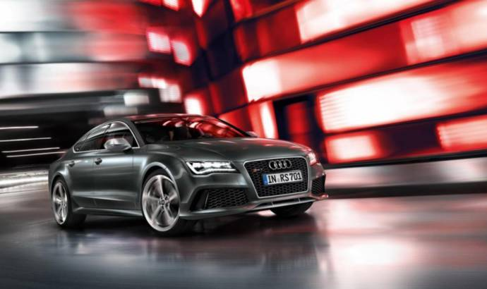 The 2014 Audi RS7 Sportback official video