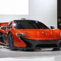 The upcoming McLaren P1 will be limited to 500 units