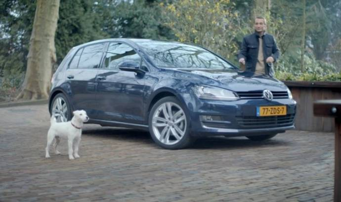 VIDEO: Volkswagen Golf dog commercial is real funny