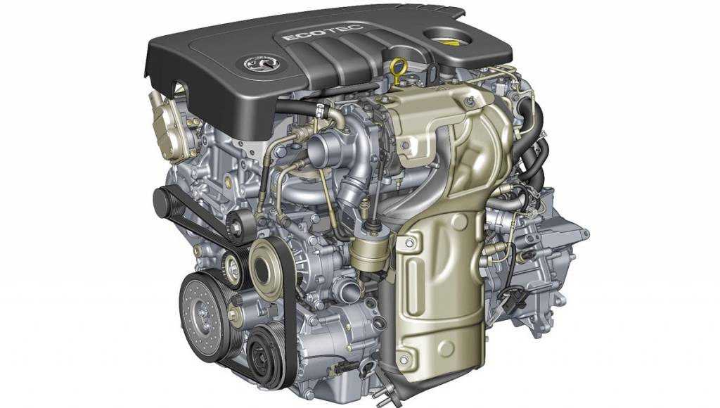 Vauxhall introduces the all-new 1.6 CDTI Ecotec