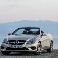 Video: First spot of the 2013 Mercedes E-Class Coupe and Cabriolet