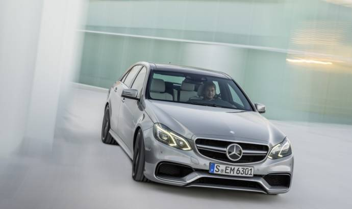 Video: First spot of the 2014 Mercedes E63 AMG