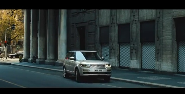 Video: New commercial for the 2013 Range Rover