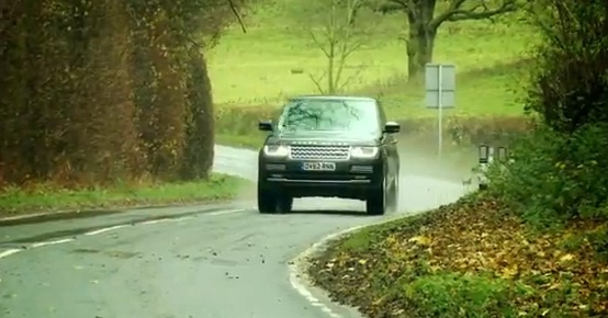Video: The 2013 Range Rover meets its ancestors in AutoExpress drive-test