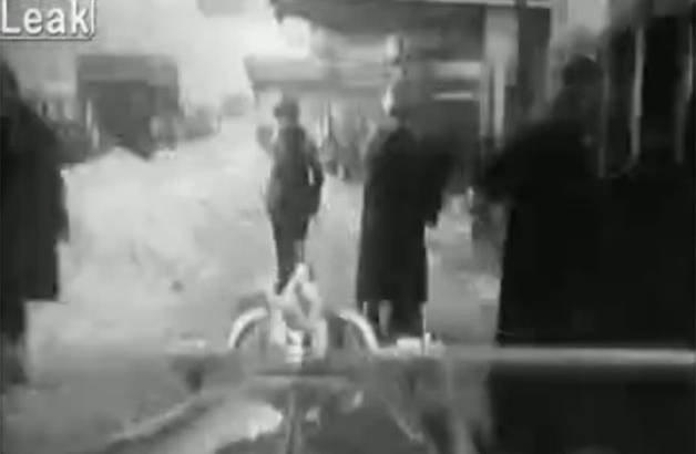 Video: This could be the oldest dashcam recording