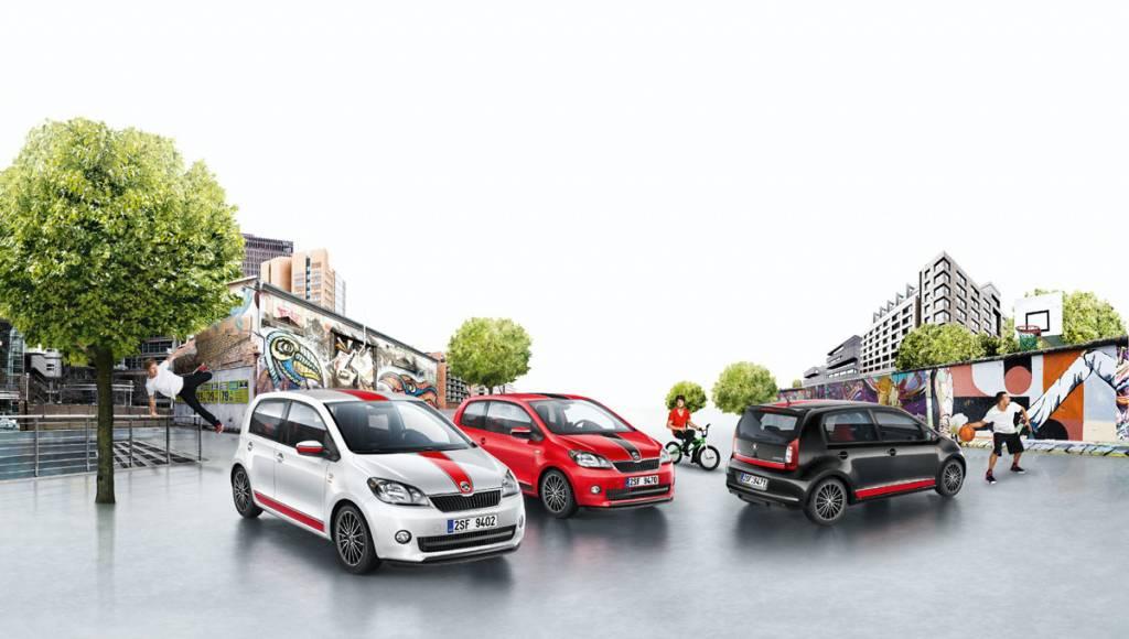 Skoda Citigo Sport limited edition launched