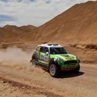 2013 Dakar Rally: Easy win for Stephane Peterhansel and Mini ALL4