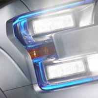 2013 Ford Atlas Concept, revealed in Detroit, previews the future F-150 pick-up truck