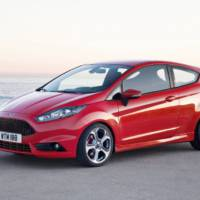 2013 Ford Fiesta ST priced at 16.995 pounds in UK