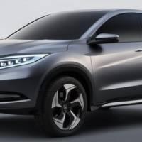2013  Honda Urban SUV Concept, revealed ahead of Detroit