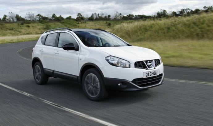 2013 Nissan Qashqai 360 edition, added to UK line-up