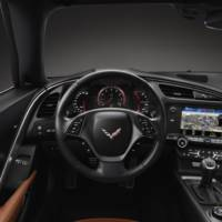 2014 Chevrolet Corvette Stingray - official photos and details
