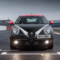 Alfa Romeo MiTo Quadrifoglio Verde SBK launched in UK
