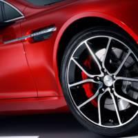Aston Martin Rapide S will be revealed in Geneva