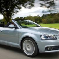 Audi A3 Cabrio and S3 Cabrio Final Edition launched in UK