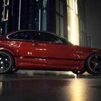 BMW 1-Series modified by Prior Design
