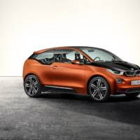 BMW i3 will have a motorcycle engine as range extender