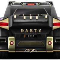 Dartz Black Snake - only for China