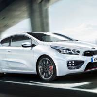 First pictures of the 2013 Kia Pro Ceed GT