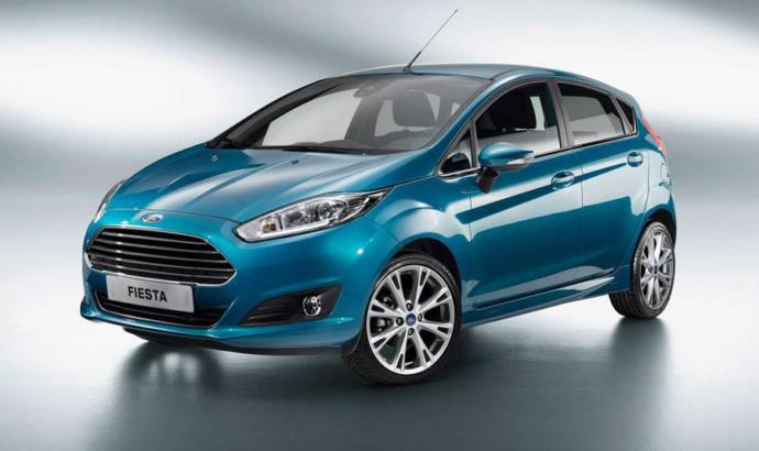 Ford Fiesta, top-selling small car in Europe