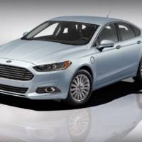 Ford Fusion Energi plug-in offers a 620 mile range