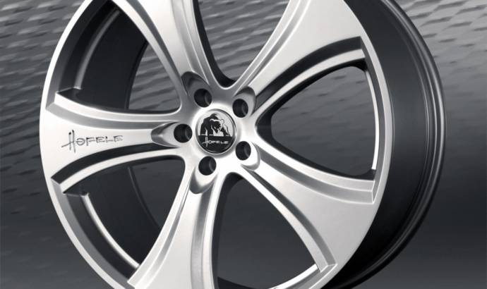 Hofele Design Audi Q7 tuning kit