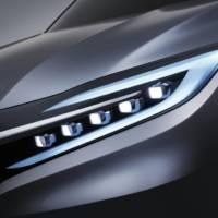 Honda SUV Urban Concept, officially unveiled at NAIAS 2013