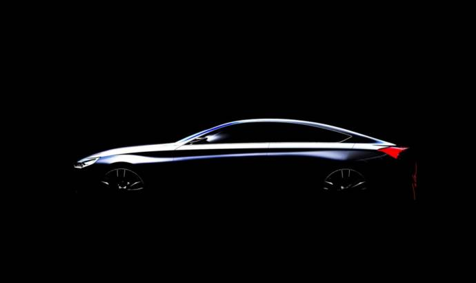 Hyundai HCD-14 Concept - another rival for the Mercedes CLS and Audi A7