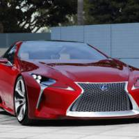 Lexus files trademark for RC-F