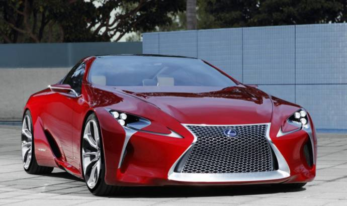 Lexus files trademark for RC-F