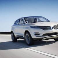 Lincoln MKC Concept, revealed at NAIAS 2013