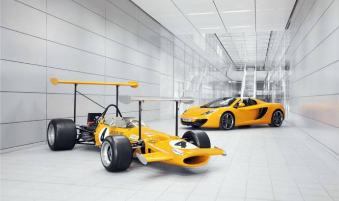 McLaren is preparing for 50th anniversary