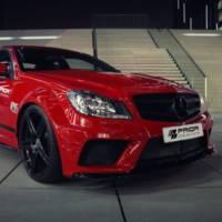 Mercedes-Benz C-Class Coupe prepared by Prior Design