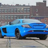 Mercedes-Benz SLR McLaren gets new clothes