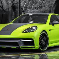 Regula Exclusive Porsche Panamera Turbo receives 605 hp