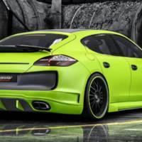 Regula Exclusive Porsche Panamera Turbo receives 605 hp