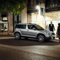 Skoda Yeti Laurin & Klement special edition introduced