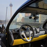 Smart Fortwo Cityflame Coupe and Cabrio editions introduced