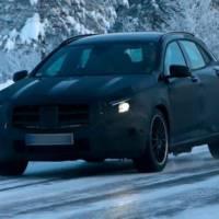 Spy-photos: Mercedes-Benz GLA 45 AMG