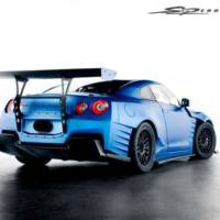 This is the Nissan GT-R from Fast and Furious 6 (Video)
