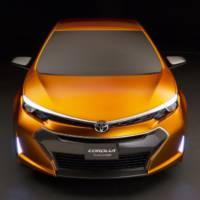 Toyota unveils 2013 Corolla Furia Concept in Detroit