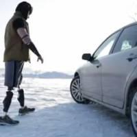 Video: Quad-amputee Taylor Morris drifts his Mazda6 MPS