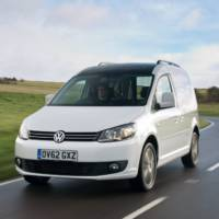 Volkswagen Caddy Edition 30 launched at 17.660 pounds in the UK